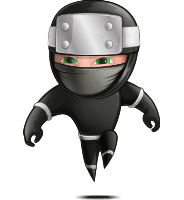 Hibiki the Flying Ninja
