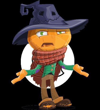 Jack-O-Scarecrow