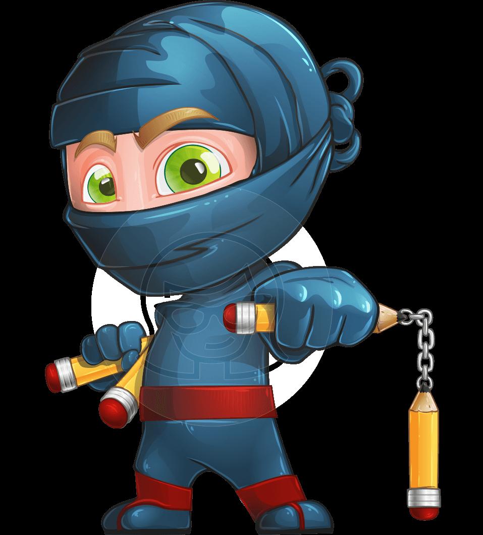 Toshi the Smart Ninja