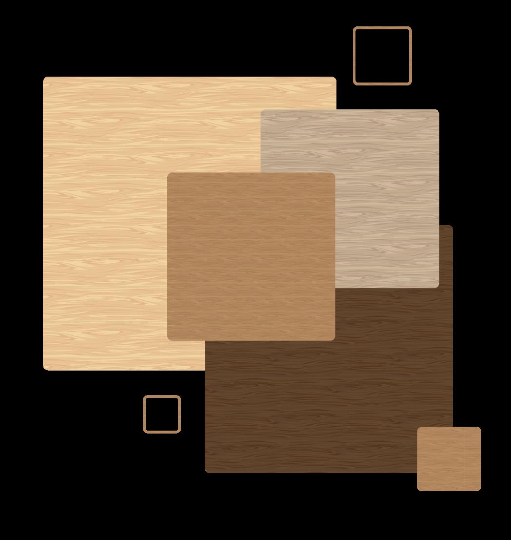 Wood Patterns Set: The Carpenter's Workshop
