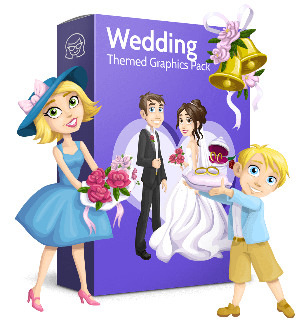 Wedding: Hearts In Love
