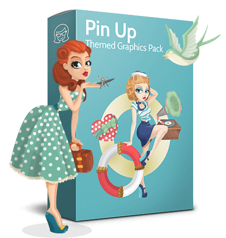 Pin Up: Glamour and Style