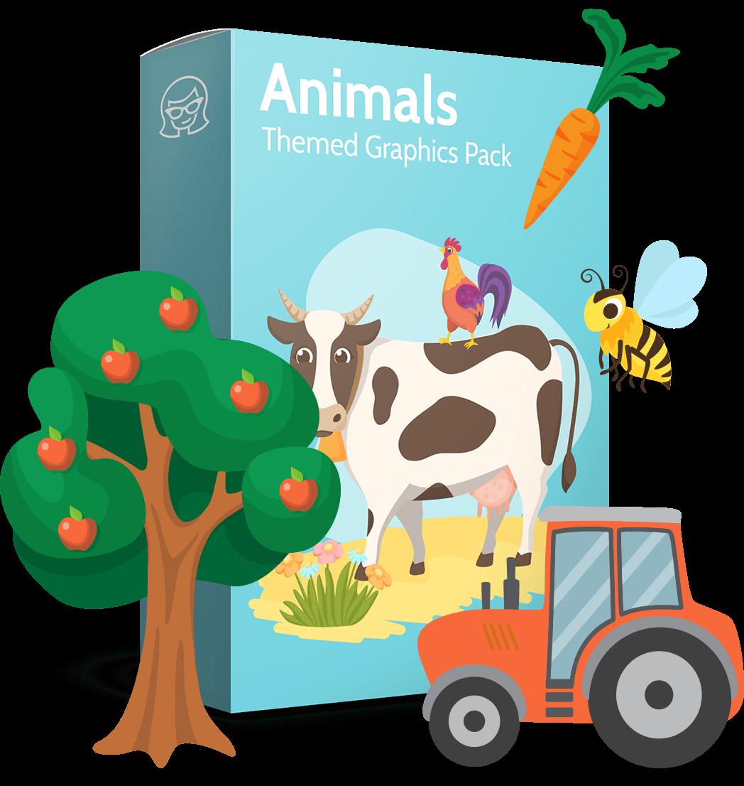 Animals: On The Farm