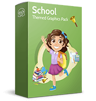School Vector Graphics - Mega Bundle