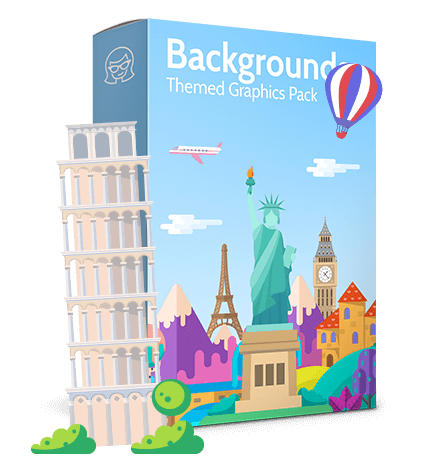 Backgrounds: World of Colors