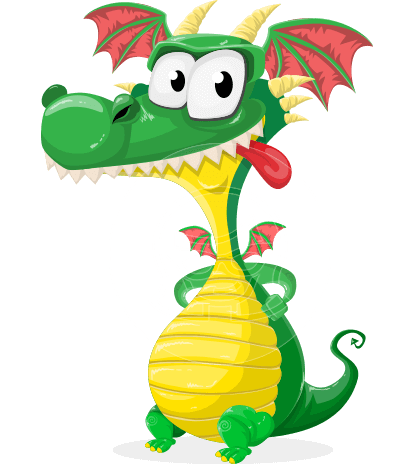Spiky as Dragon Cute-mighty