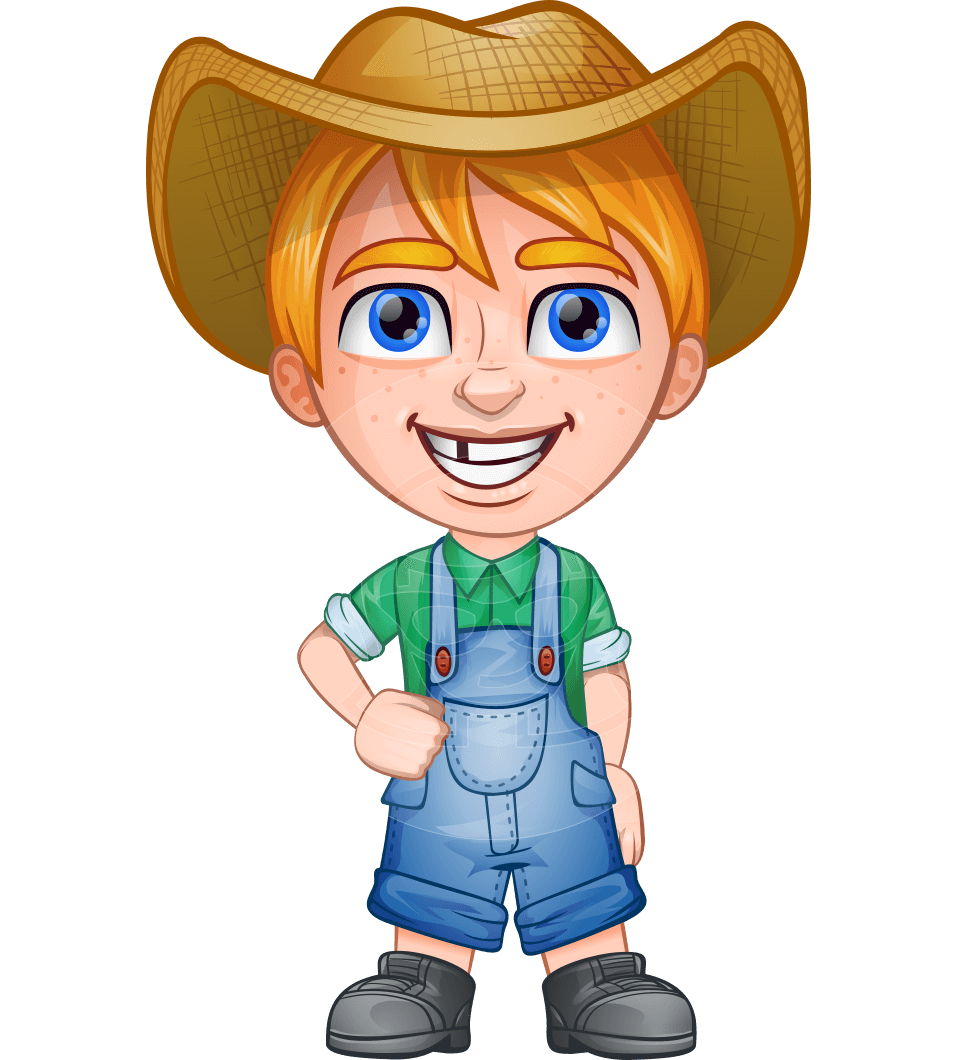 Curtis the Farm's Menace
