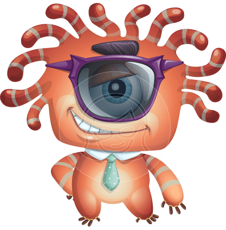 Mister Octo-monster