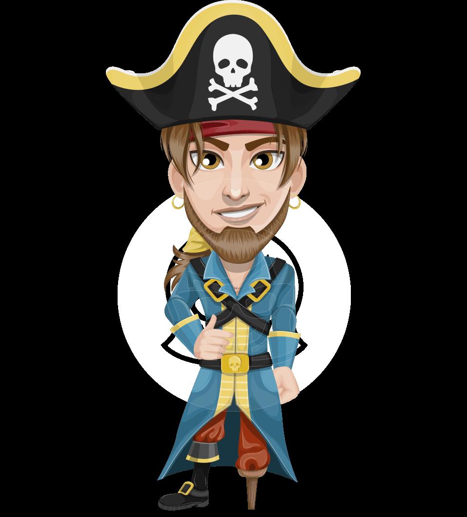 Captain Austin Peg-Leg