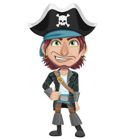 Pirate Tim Mustaches
