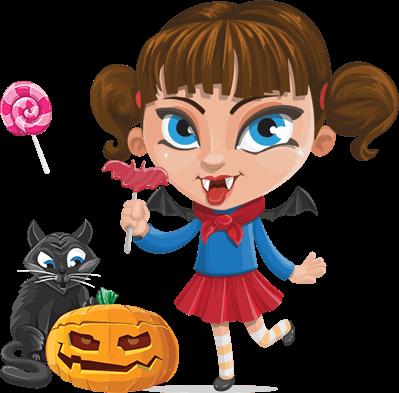 Halloween Holiday Set