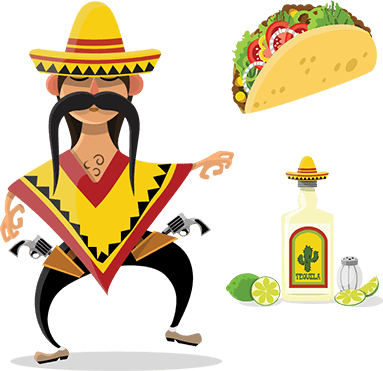Hola, Mexico! Graphic Set