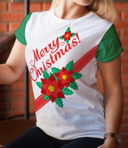 Christmas T Shirt Design Graphicmama