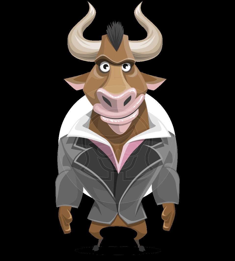 Barry the Bull