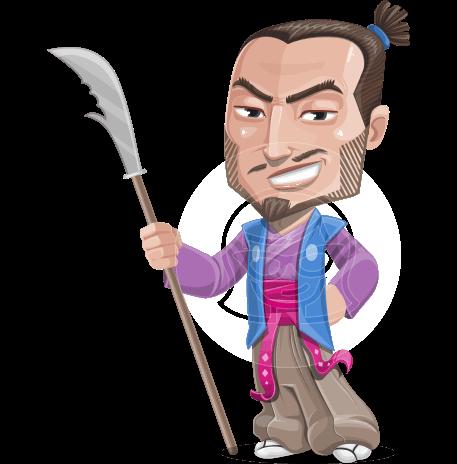 Sakamoto the Bold Samurai