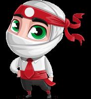 Yoshiro The Little Business Ninja