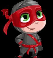 Shinobi The Curious Ninja Boy