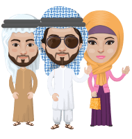 Arabs - Traditional and Modern Looks