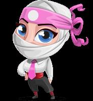 Matsuko The Businesswoman Ninja