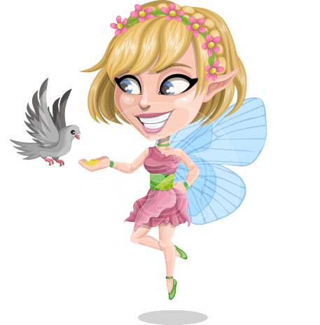Tally The Playful Fairy
