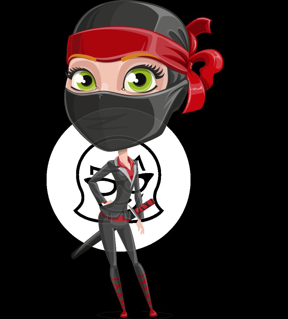 Aina the Businesswoman Ninja