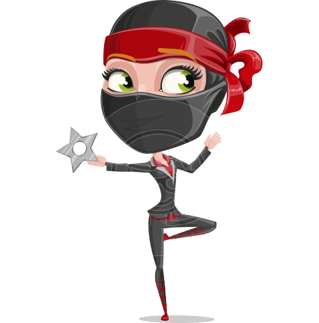 Aina the Businesswoman Ninja