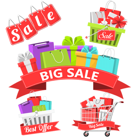 Sale Signs and Carts: Boost My Sales!