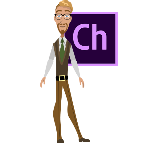 Business Guy Character Animator Puppet