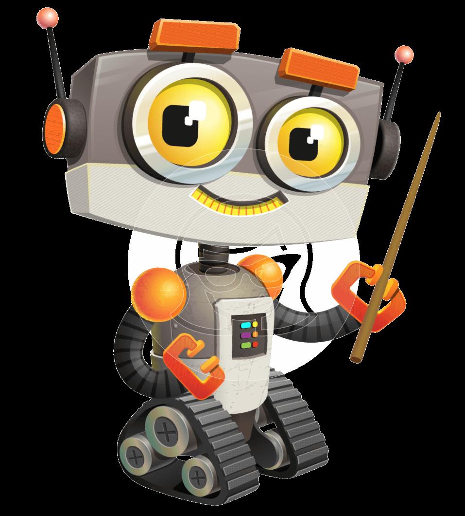Kiddo the Robot