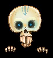 Skullman Flames