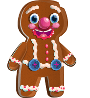 Brad The Gingerbread