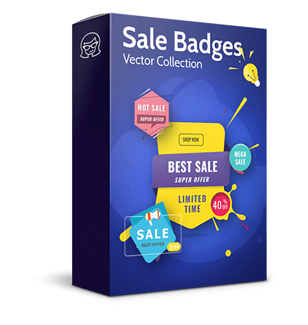 Sale Badges Vector Collection