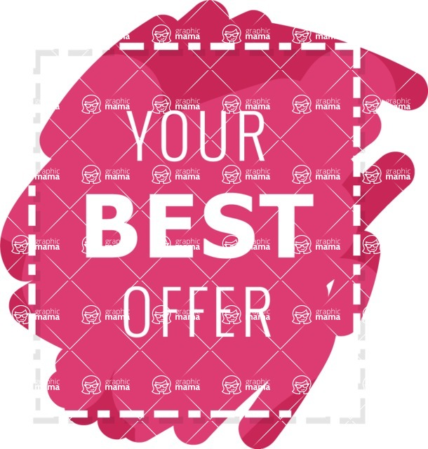 Sale Badges Vector Collection - Best Offer Banner Design