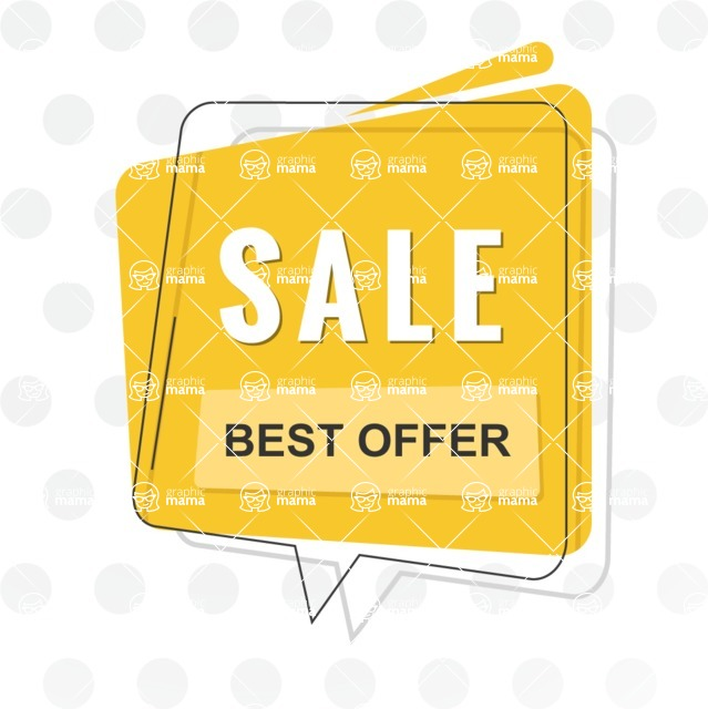 Sale Badges Vector Collection - Sale Vector Badge