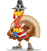 Jonathan Turkey the Patriot