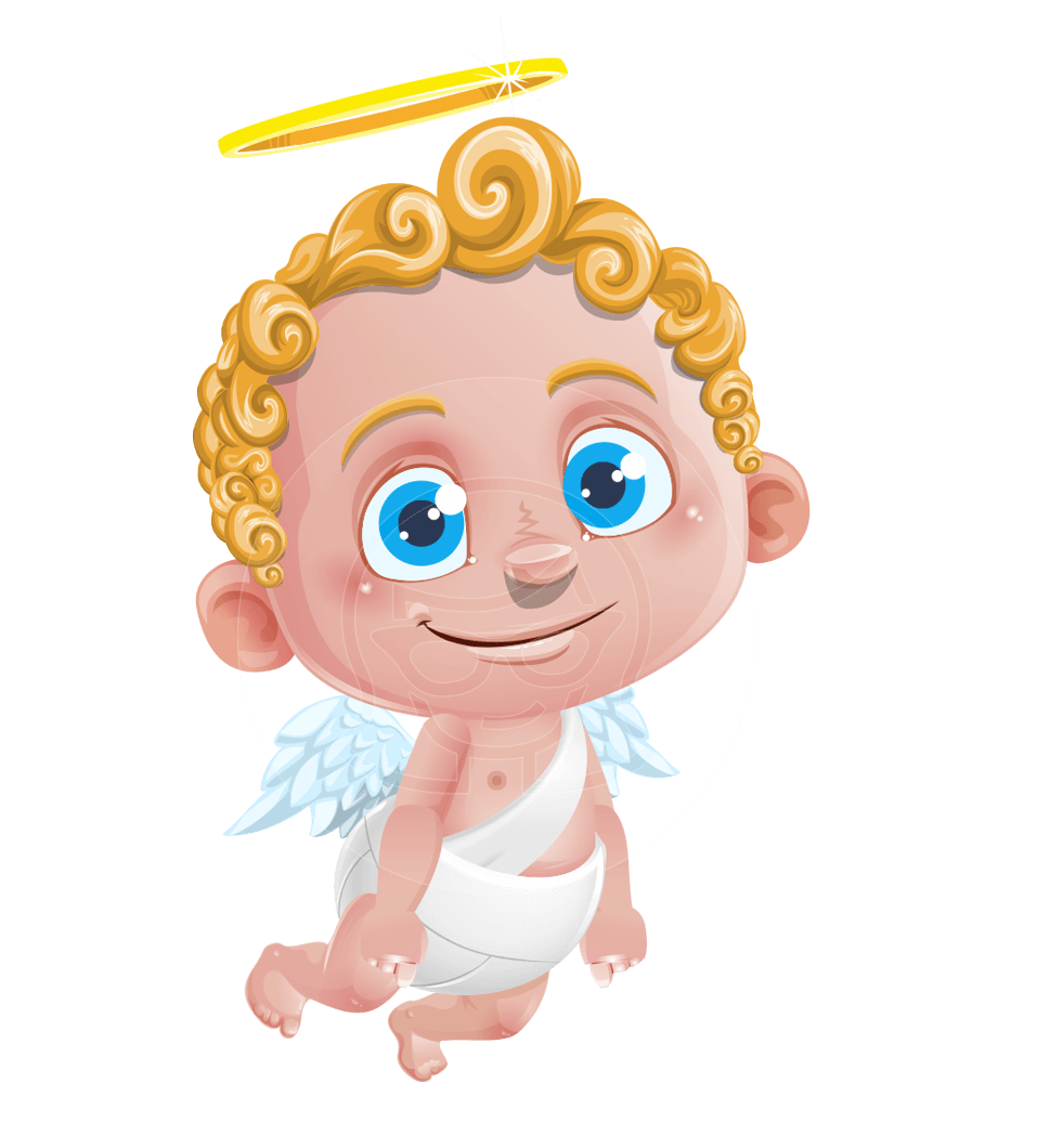 Cupid Character Animator Puppet