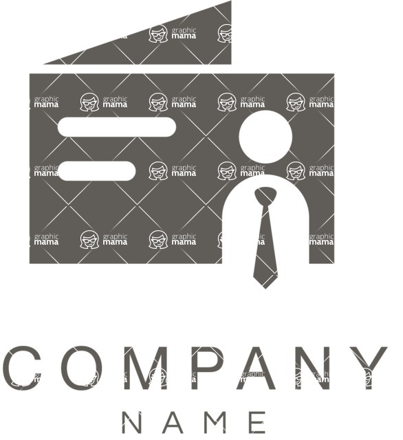 Business Logo Templates - vector graphics in a pack from GraphicMama - Vector Archive Company Logo Design