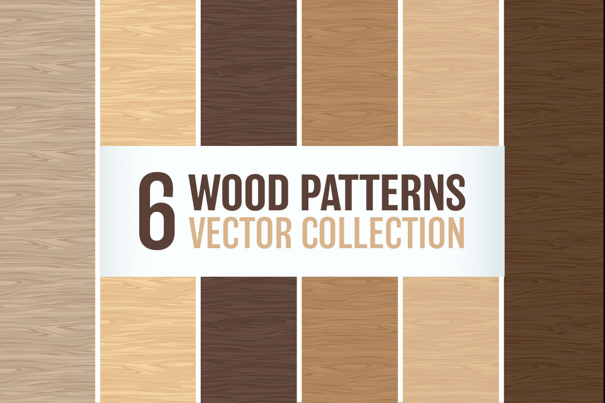 Free Wood Vector Collection