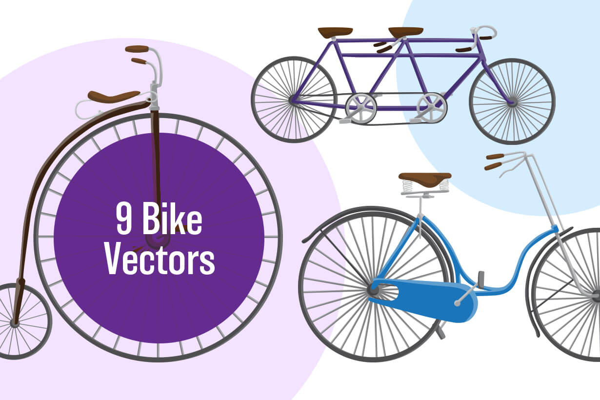 Bike Vectors Bundle
