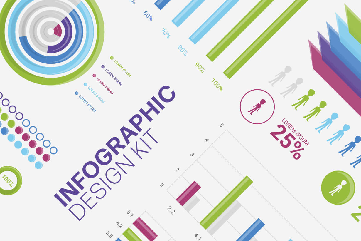Free Infographic Design Kit