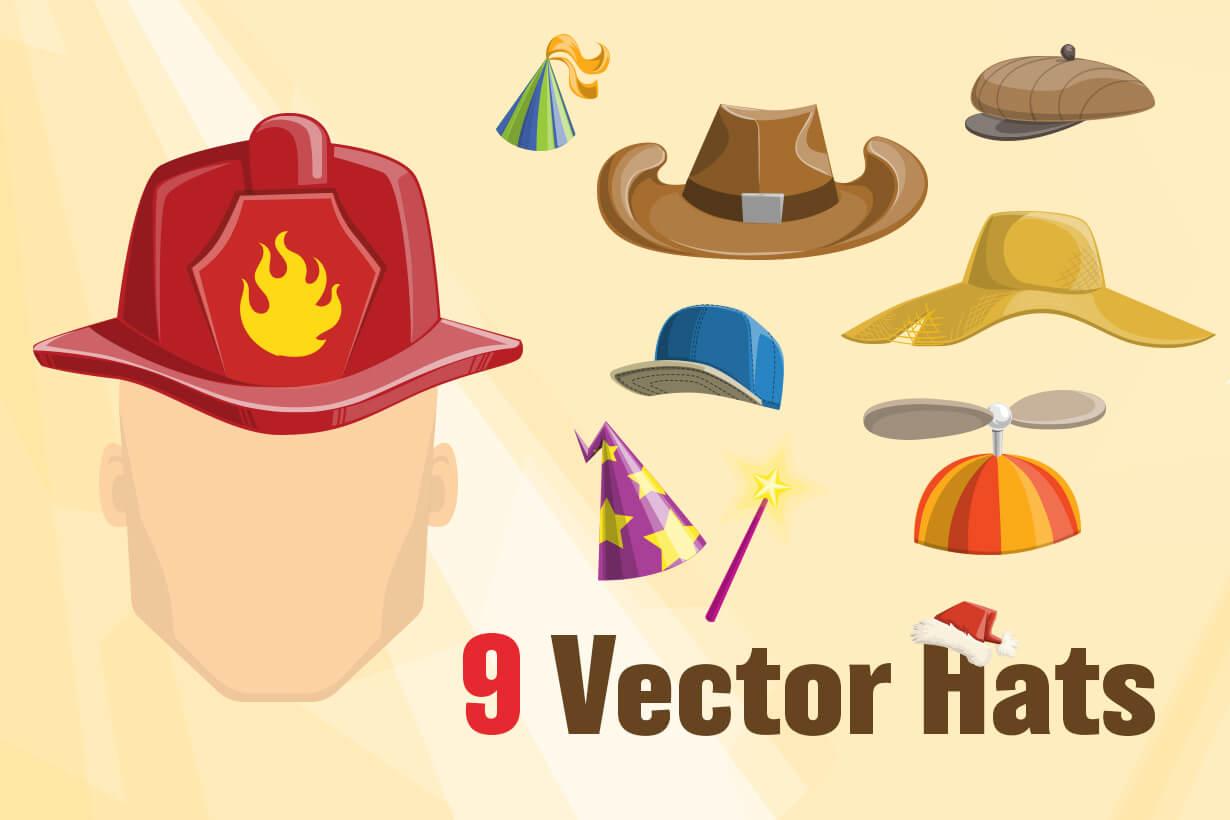Hat Vectors Bundle