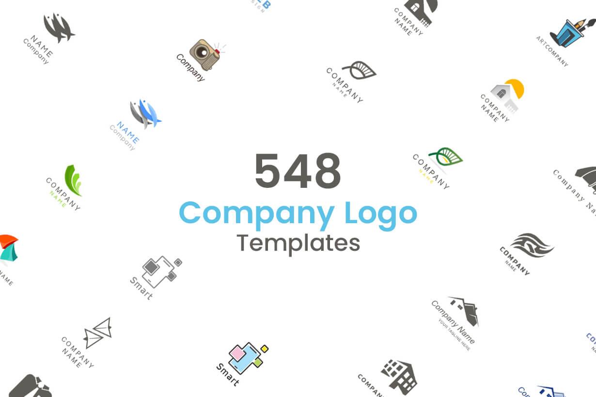 Company Logo Templates - Mega Bundle