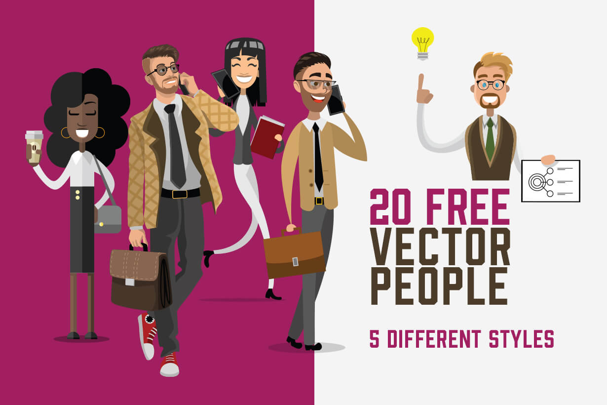 Free Vector People