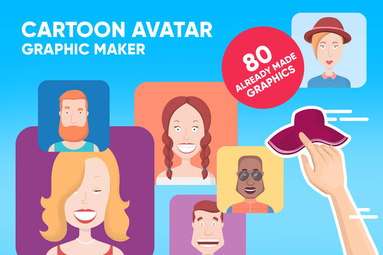 Cartoon Avatar Graphic Maker