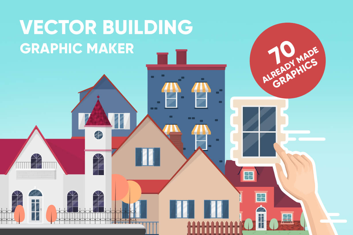 Building Vector Graphic Maker